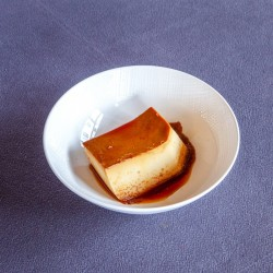 Crème caramel à l'ancienne