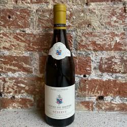 Côtes du Rhône, 2019 Perrin Réserve 75cl