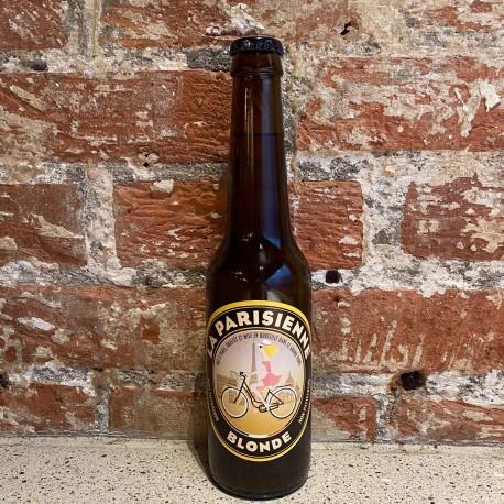 Bière blonde Gallia (33cl)