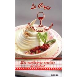 Livre des recettes bistrot du Café Constant